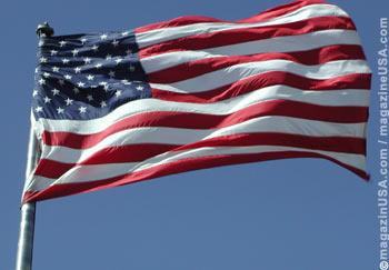 Old Glory  Geschichte der Amerikanischen Flagge  US Geschichte