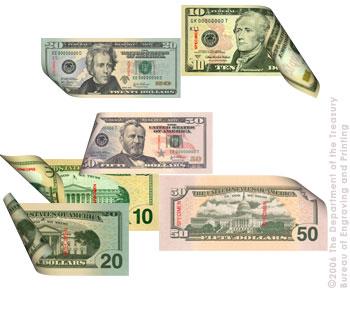 Kleine übersicht Zu Den Münzen Und Scheinen Usa Reiseinformationen