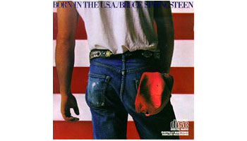 Bruce Springsteen 'Born in the USA'