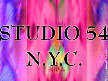Studio 54, New York