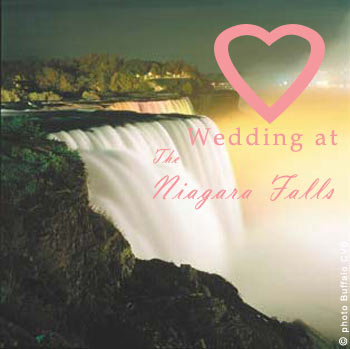 Wedding Niagara Falls