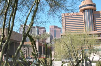 Copper Square,downtown Phoenix