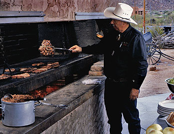 Cowboy Cookout at Pinnacle Peak Patio
