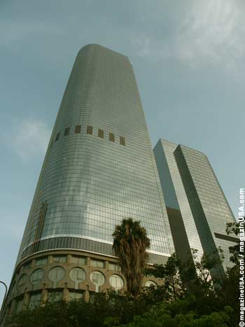 One California Plaza, Los Angeles Downtown