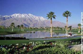Palm Springs Golfen