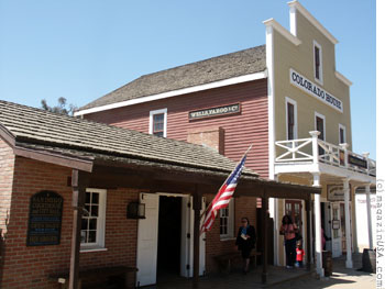 San diego california usa old town state historic park - Towne place at garden state park ...