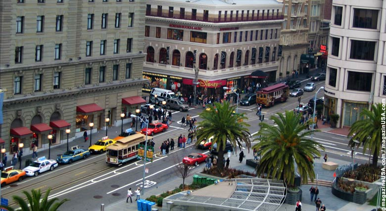 San Francicso Union Square