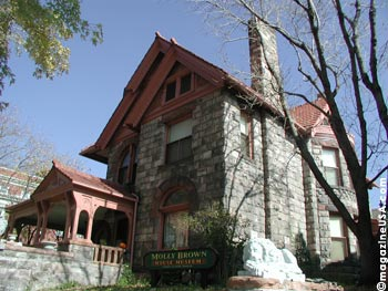 Molly Brown House Museum in Denver, CO