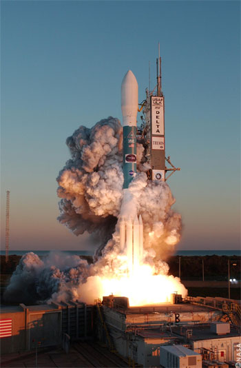 Launch von Pad 17-B in Cape Canaveral