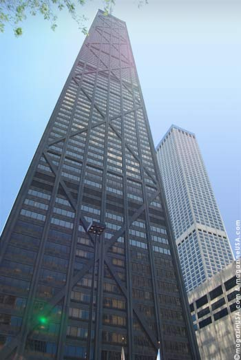 John Hancock Tower in Chicago