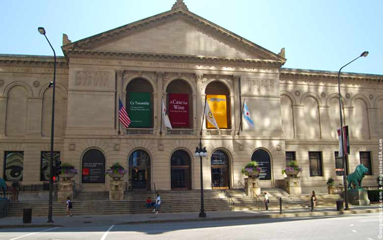 Das Chicago Art Institute