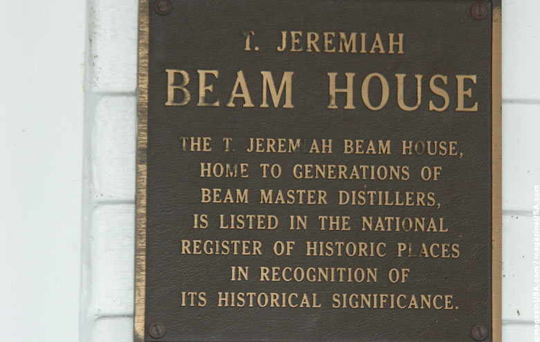 Jim Beam Distillery in the National Register of Historic Places, Clermont, Kentucky