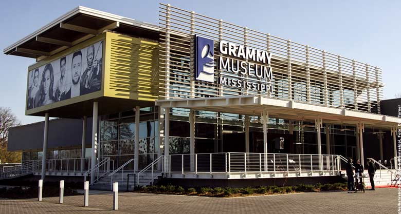 GRAMMY Museum in Cleveland, Mississippi