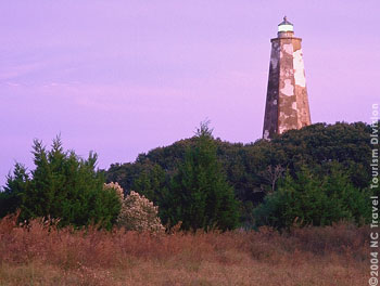 Bald Head Island Lighthouse, Southport NC