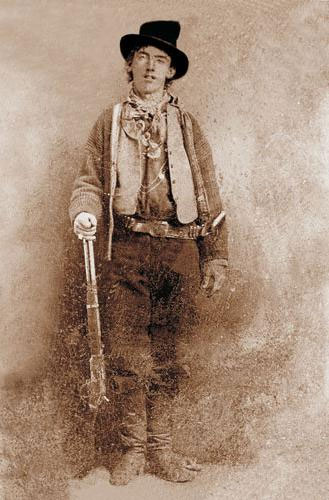 Billy the Kid (1859-1881)