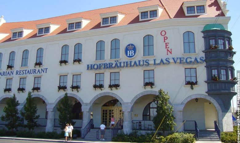 Das Hofbräuhaus Las Vegas. (c) magazineUSA.com
