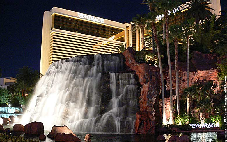 The Mirage Hotel & Casino Las Vegas