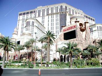 Aladdin casino las vegas nv