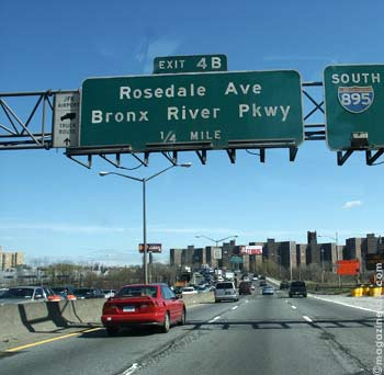 Going to...the Bronx