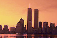 World Trade Center, 110 Stockwerke -so wird man New York nie wieder sehen -