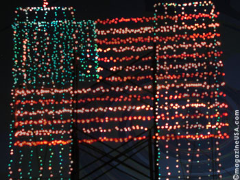 tollk hne weihnachtsm nner auf leuchtenden schiffen. Black Bedroom Furniture Sets. Home Design Ideas