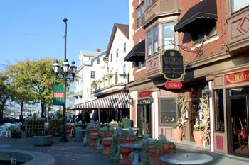 DePasquale Square am Federal Hill
