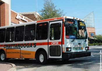 Chattanooga Electric Shuttle