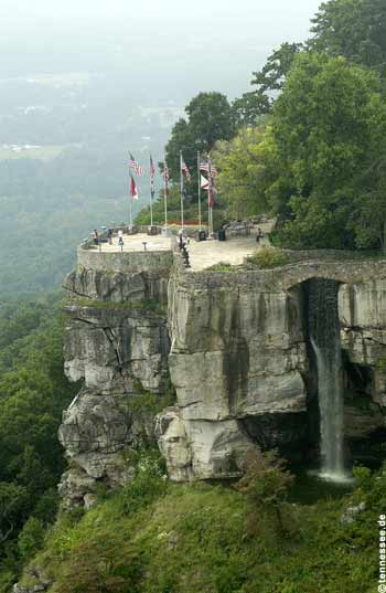 Lovers Leap, Rock City Gardens, Lookout Mountain