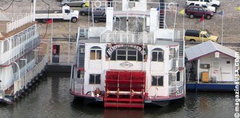 Riverboat in Memphis, Tennessee