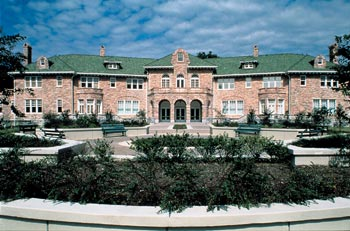 The Pink Palace Mansion