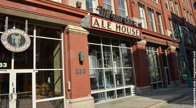 Milwaukee Ale House (Historic Third Ward)
