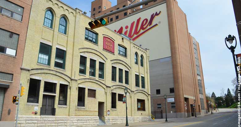 Miller-Coors Brewing Company Milwaukee