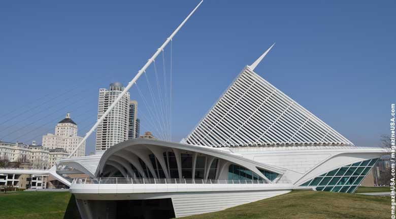 Milwaukee wisconsin usa milwaukee museum of modern art for Craft fairs milwaukee wi