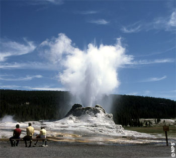 Yellowstone National Parkcom  Information and Travel
