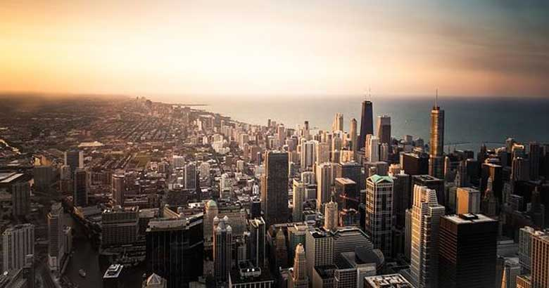 Chicago Skyline, Bildquelle: © Unsplash (CC0 1.0)